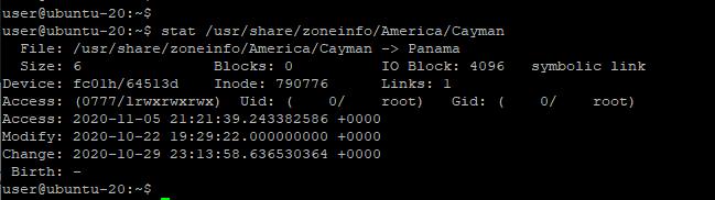 Linux 统计命令